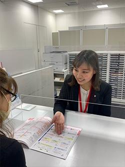 第一生命ほけんショップ札幌駅前店店舗写真3